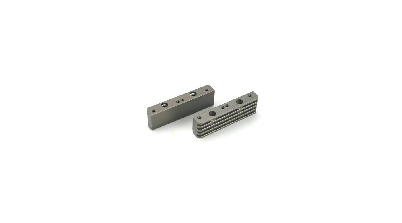 Image for Finned Engine Mount, Hard Anodized: LST/2,AFT,MGB from HorizonHobby