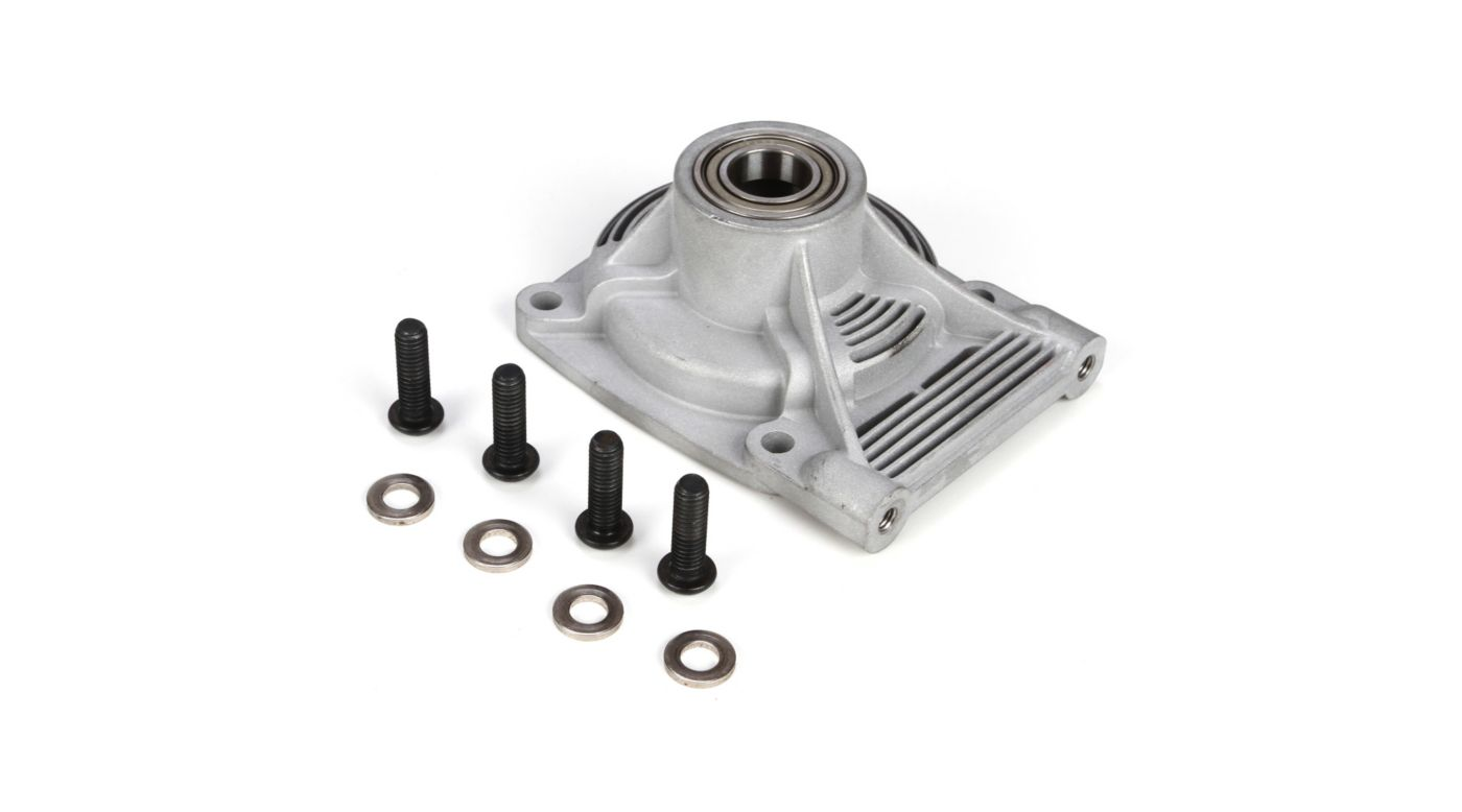 Image for Clutch Mount with Bearings & Hard. (Assm): 5IVE-T, MINI WRC from HorizonHobby