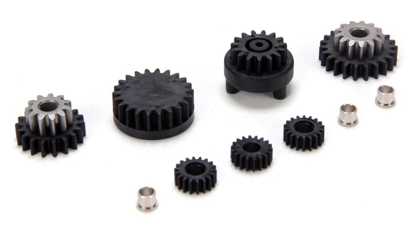 Image for 3.4 Starter Gear Set: 10-T from HorizonHobby