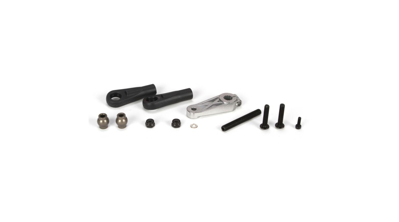 Image for Steering Linkage Set: 5IVE-T, MINI WRC from HorizonHobby