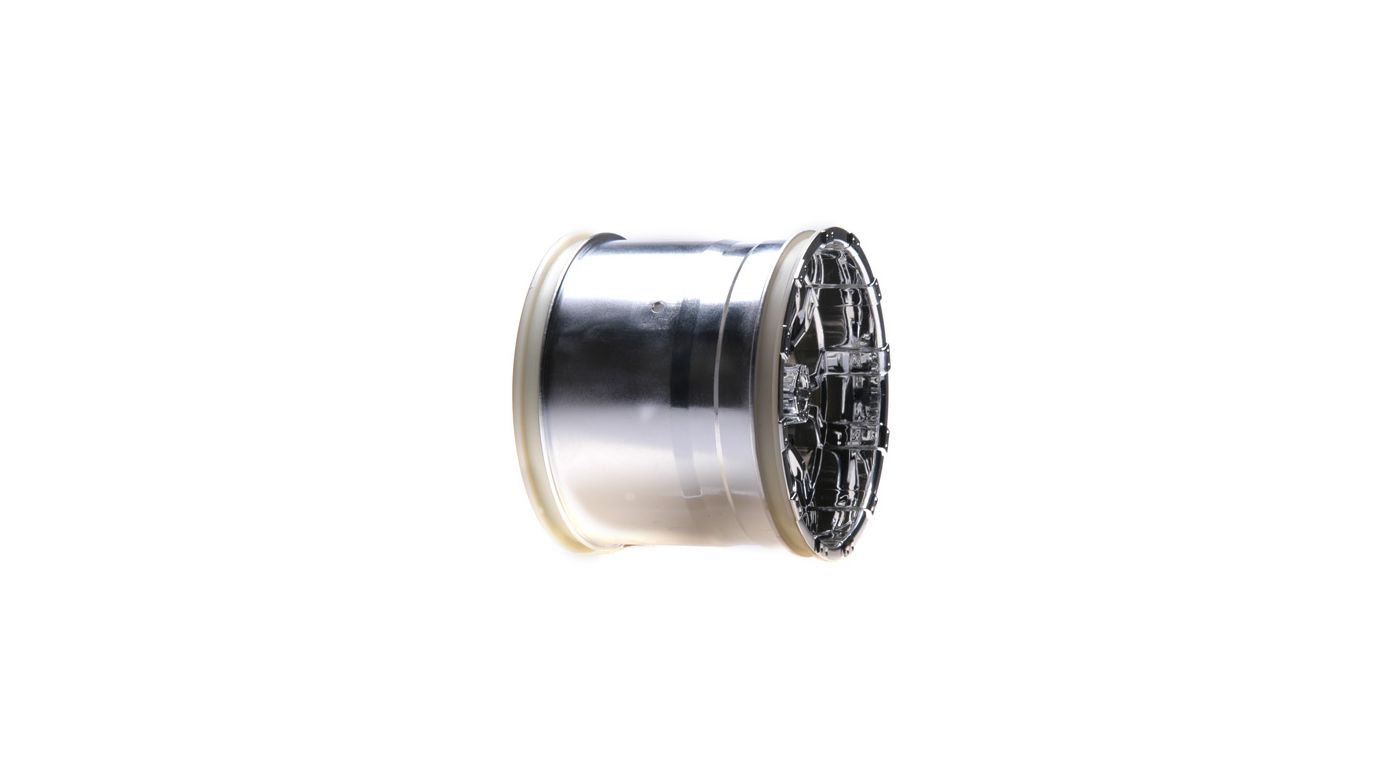 Image for 420 Series Force Wheel w/Cap, Chrome: Universal(2) from HorizonHobby