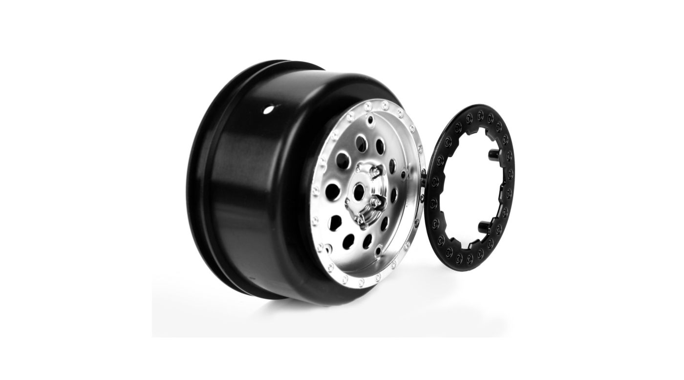 Image for 1/10 Front 2.2/3.0 Wheels, 12mm Hex (2): XXX-SCT, SCB from HorizonHobby