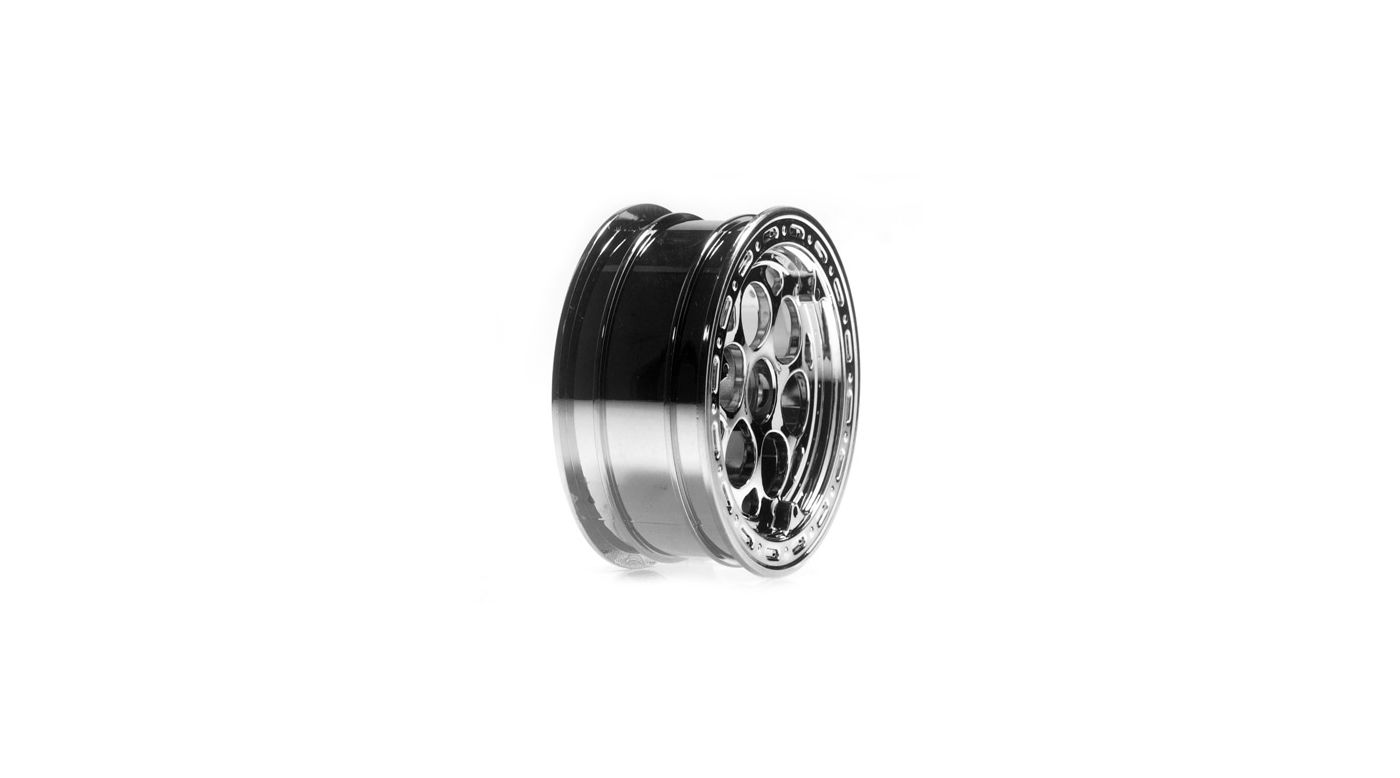 Image for Front Wheel, Chrome (Pr): Slider from HorizonHobby