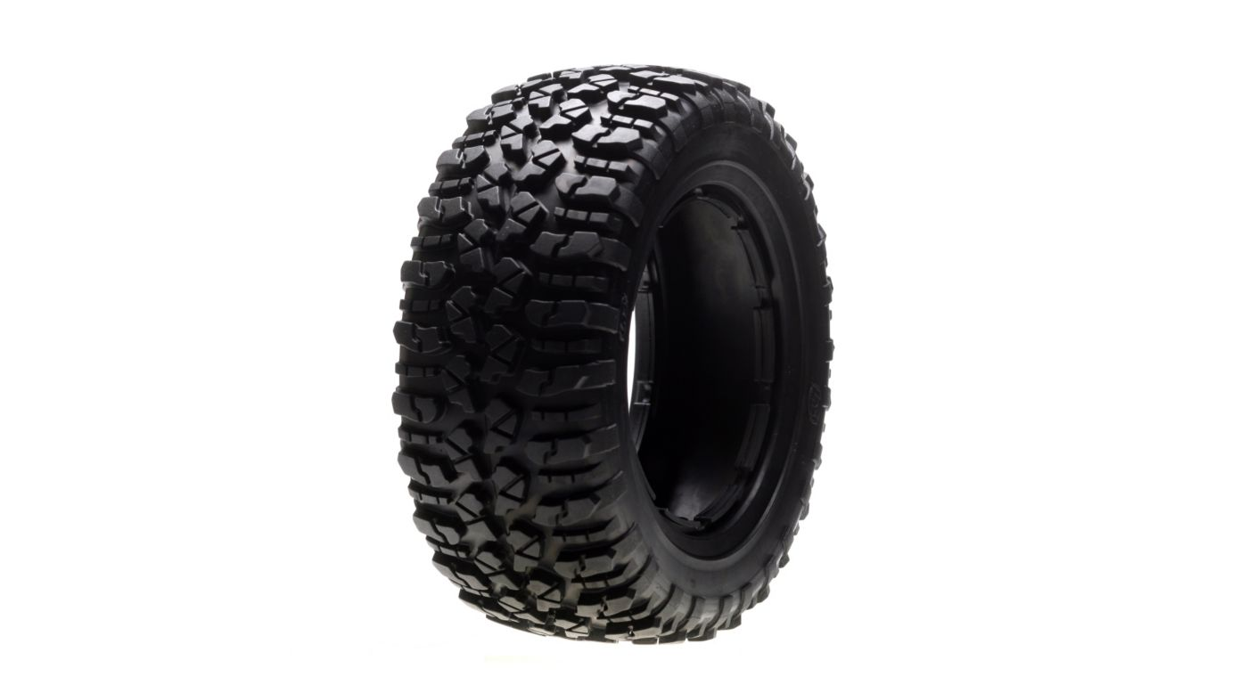 Image for Nomad Left & Right Tire Set, Firm (2): 5IVE-T from HorizonHobby