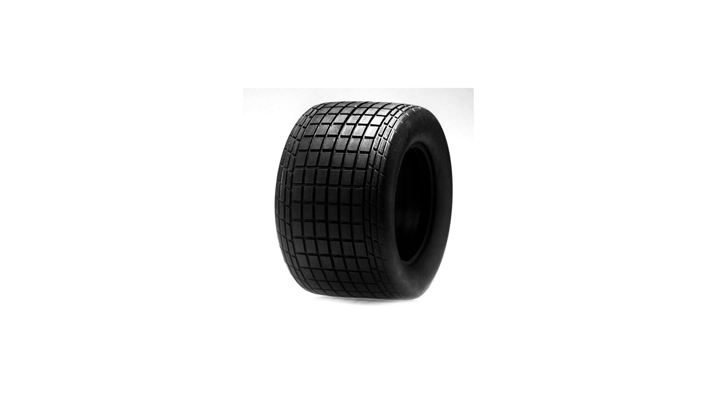 Image for Rear Tire, Hard (Pr): Slider from HorizonHobby