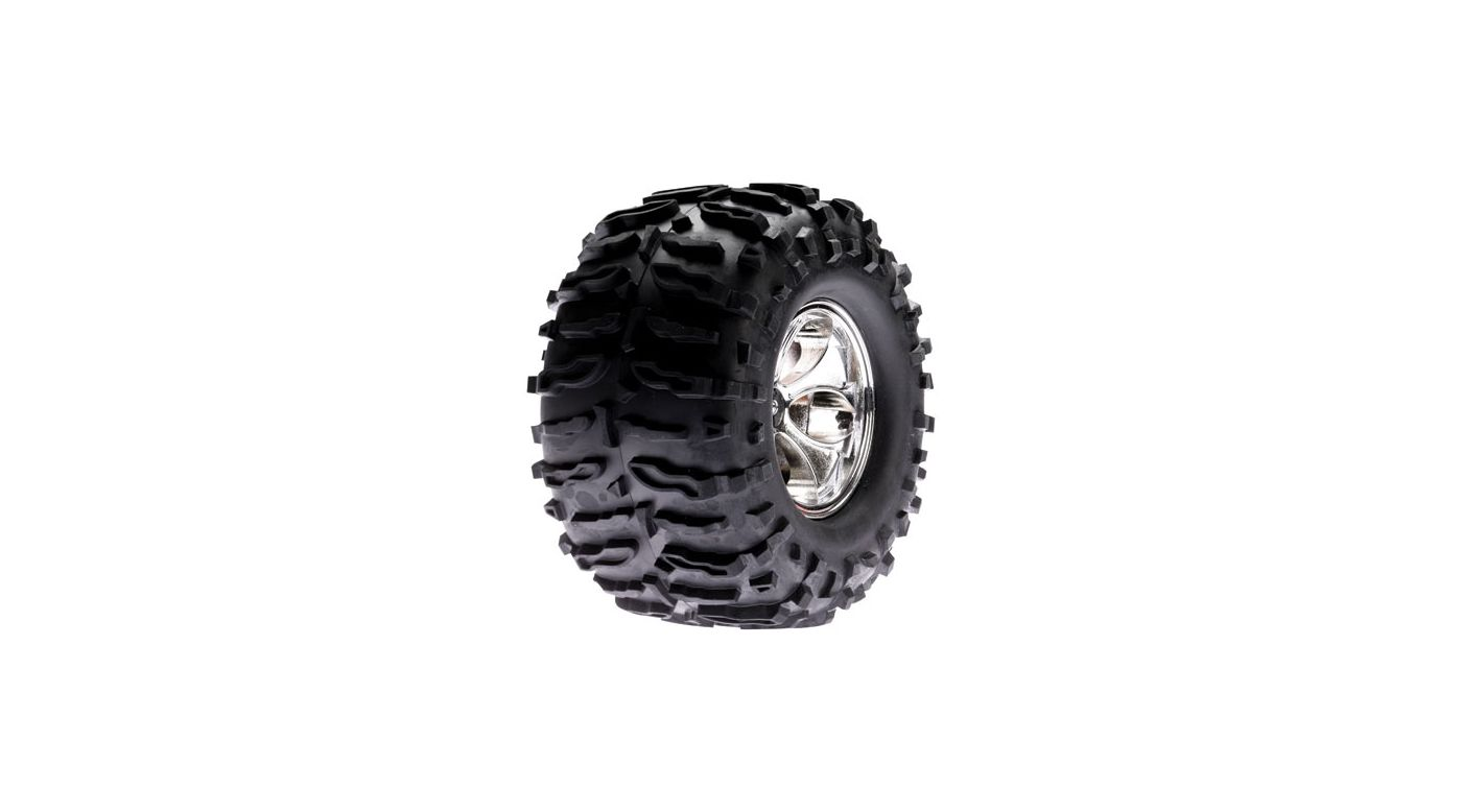 Image for Magneto Wheel with Claw Tires (pr): LST, AFT, MGB from HorizonHobby