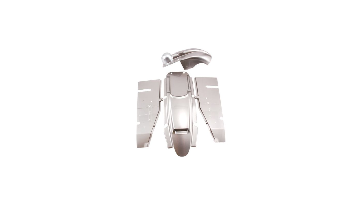 Image for Painted Body, Silver: Slider from HorizonHobby