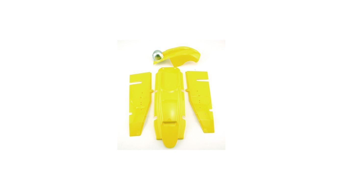 Image for Painted Body, Yellow: Slider from HorizonHobby