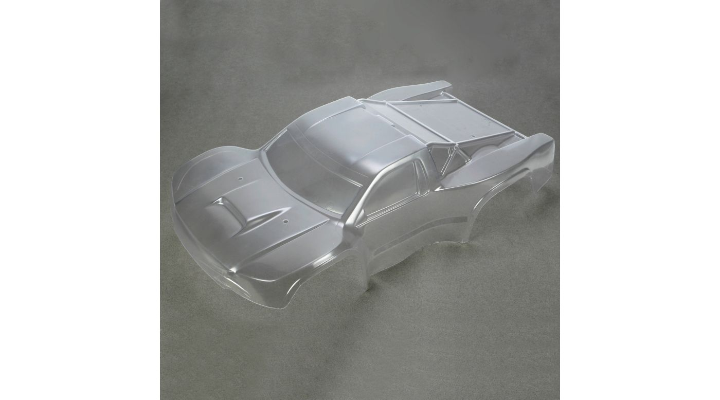 Image for XXX-SCT Body, Clear from HorizonHobby