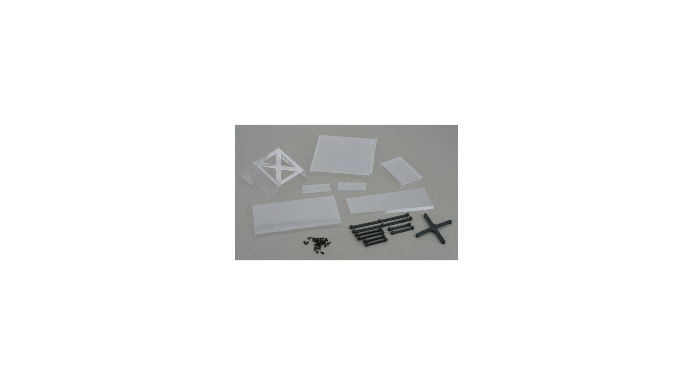 Image for Wing Kit Clear: Slider from HorizonHobby