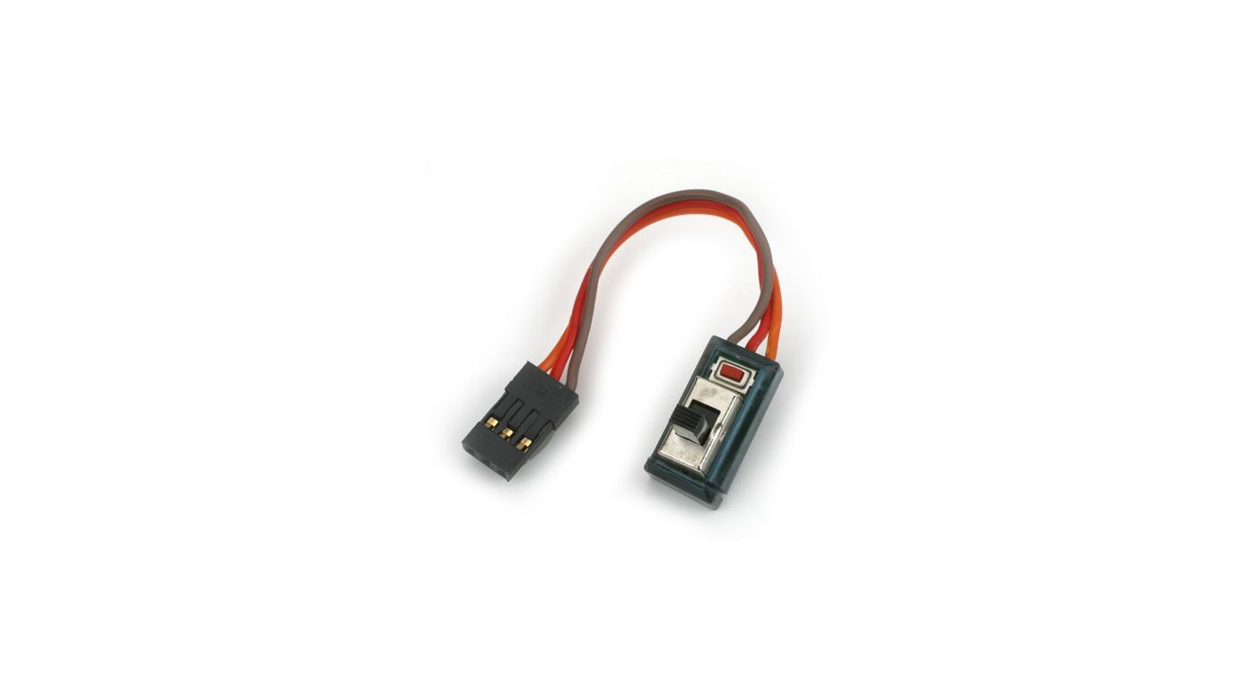Image for ESC On/Off Switch Harness from HorizonHobby
