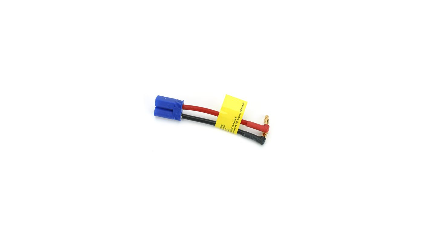 Image for Preassembled Device Lead with EC5 Connector from HorizonHobby
