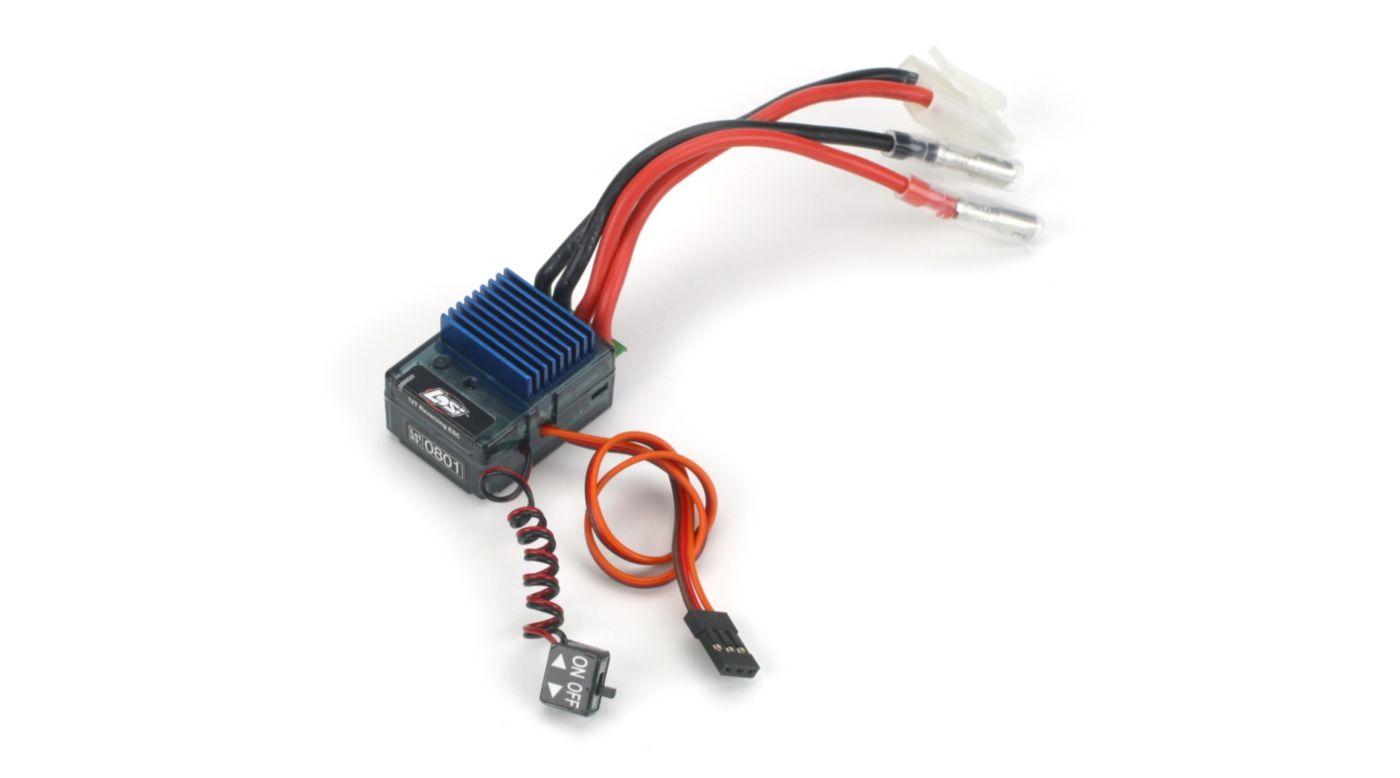 Image for MSC12RB 12T Foward/Reverse ESC from HorizonHobby