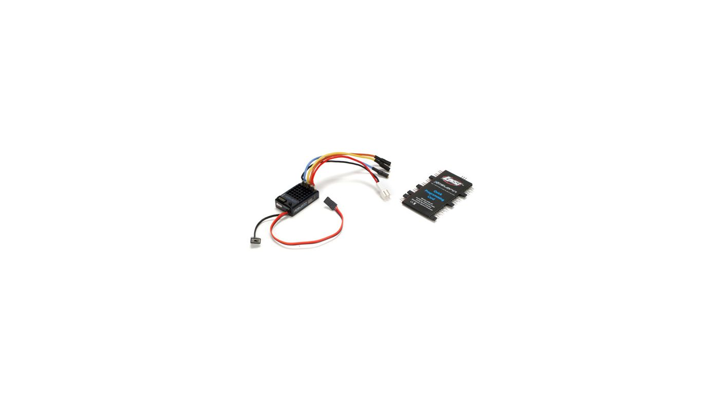 Image for 1/18 Xcelorin S Brushless ESC: Mini Rock Crawler from HorizonHobby