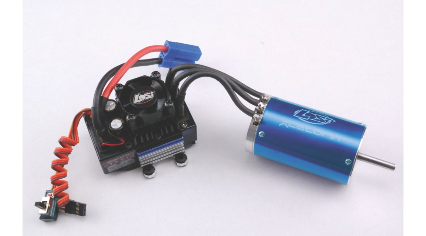 Image for 1/8 Xcelorin 1700Kv Brushless Combo from HorizonHobby