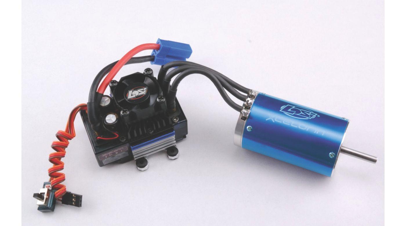 Image for 1/8 Xcelorin 1700Kv Brushless Combo from HorizonHobby