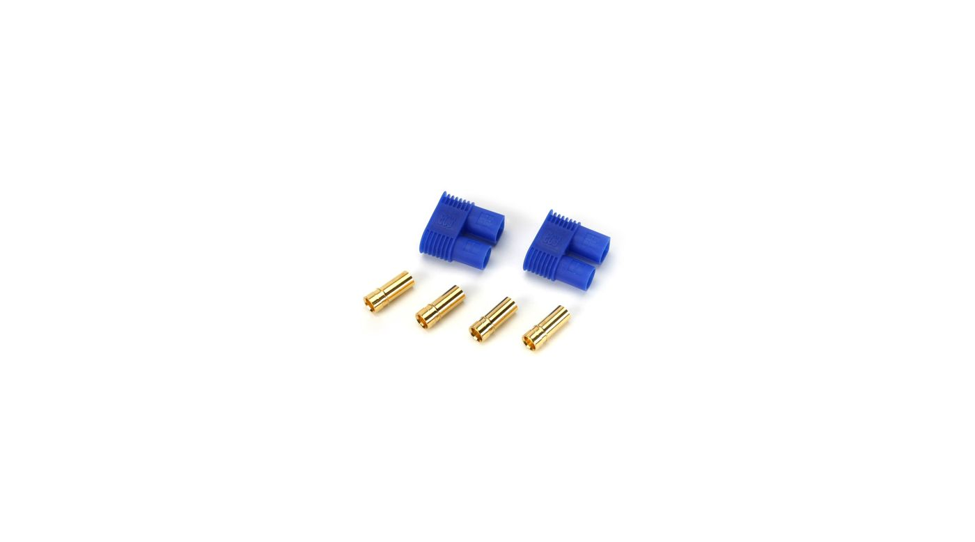 Image for EC3 Battery Connector, Battery (2) from HorizonHobby