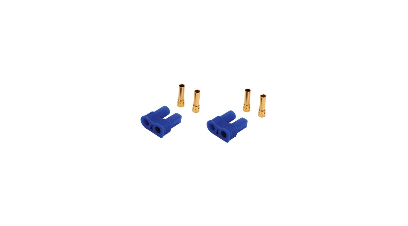 Image for EC2 Battery Connector (2) from HorizonHobby