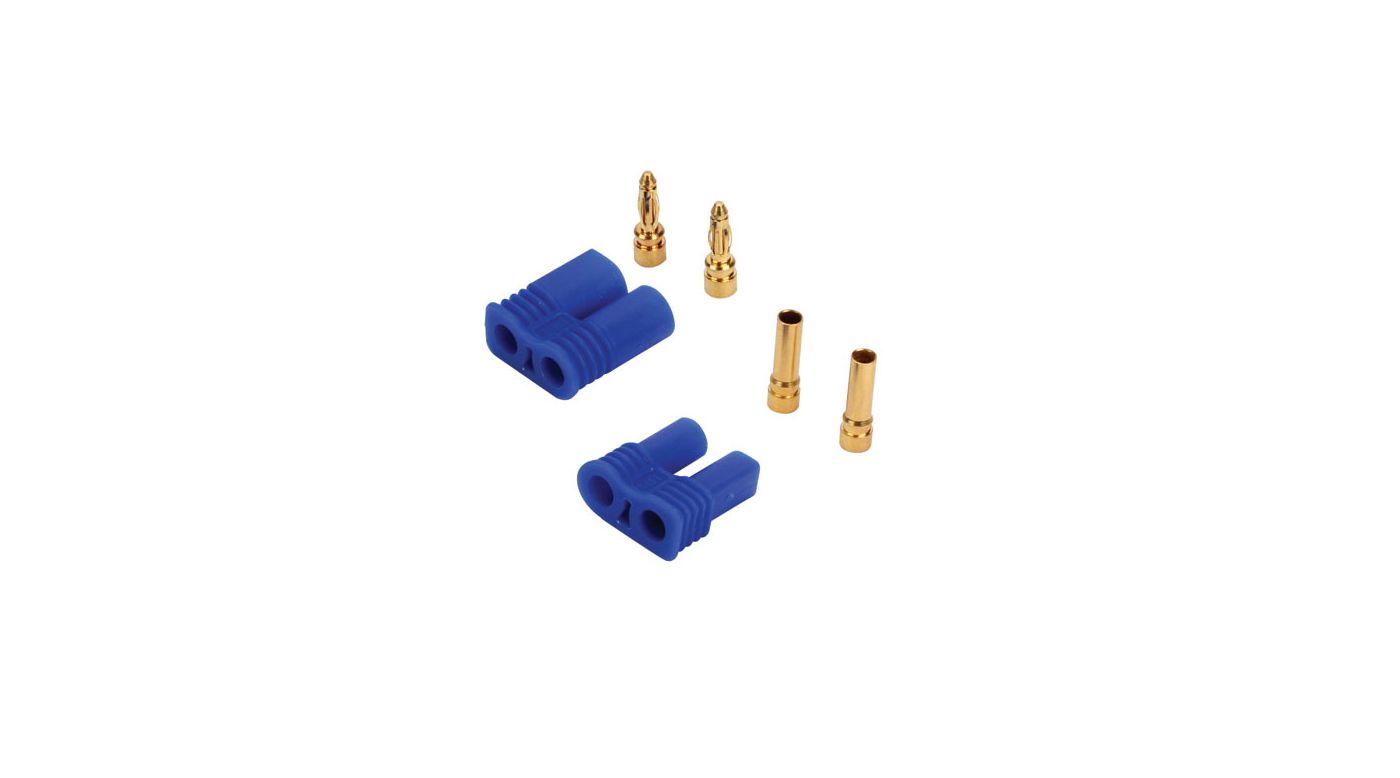 Image for EC2 Device / Battery Connector Set from HorizonHobby