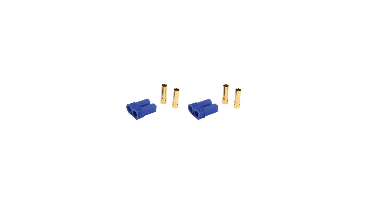 Image for EC5 Battery Connector (2) from HorizonHobby