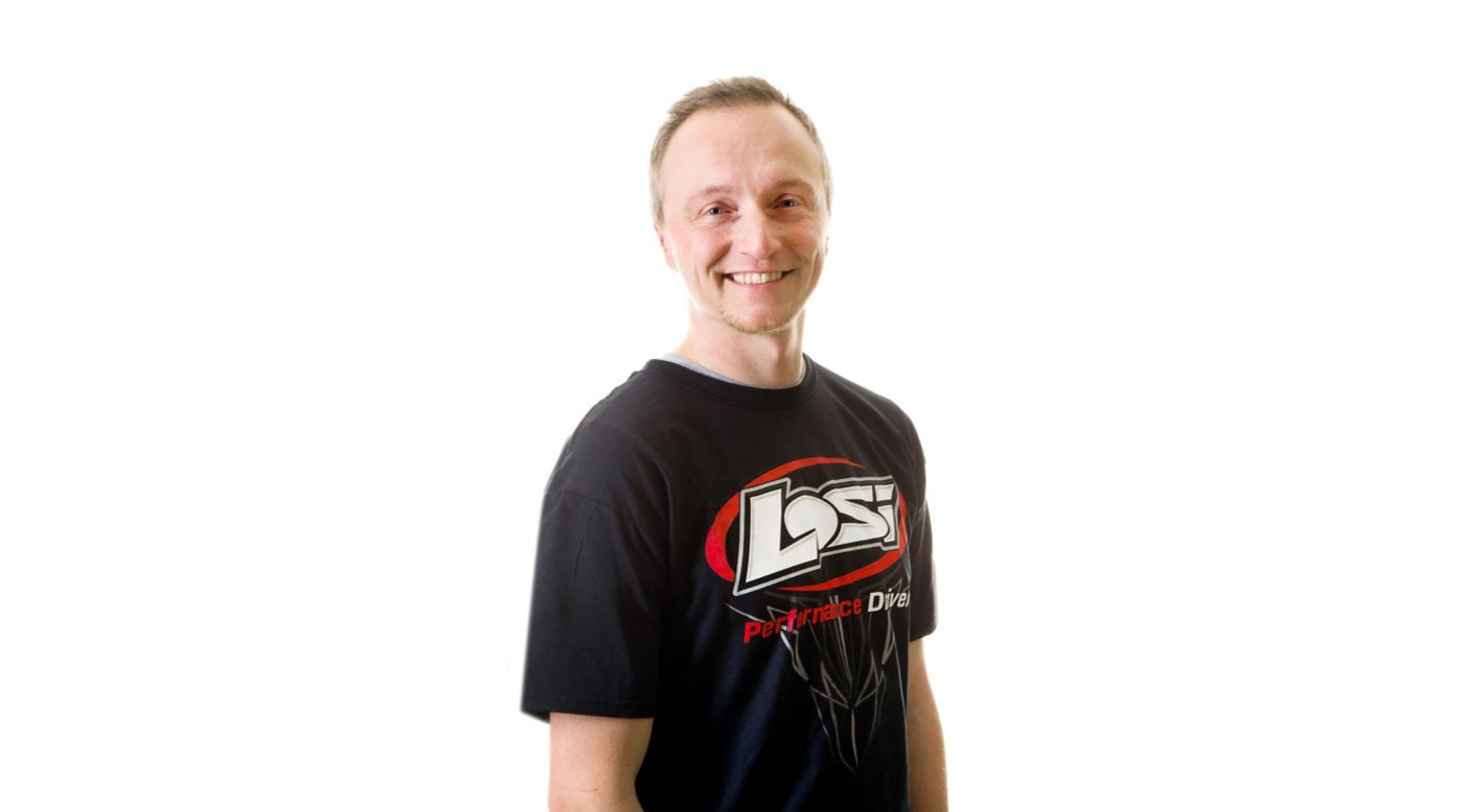 Image for 2018 Losi Men's T-Shirt XXXLarge from HorizonHobby