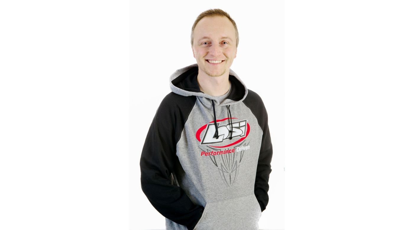 Image for 2018 Losi Sweatshirt XLarge from HorizonHobby