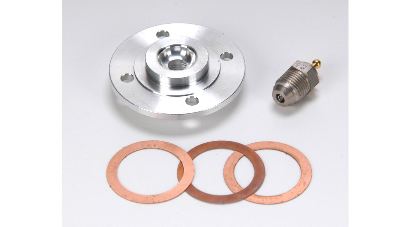 Image for Turbo Head Conversion Kit: Losi 350 from HorizonHobby