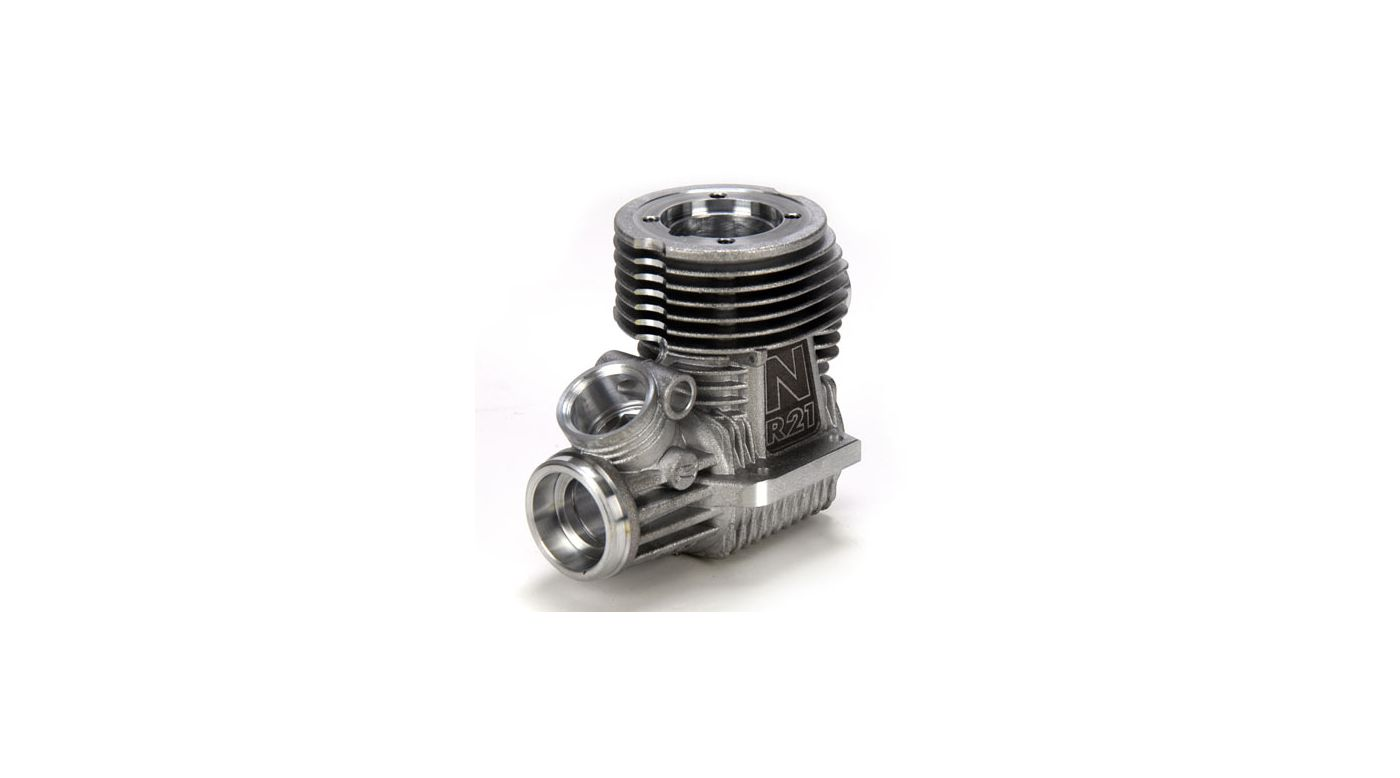 Image for Crankcase: R21 from HorizonHobby