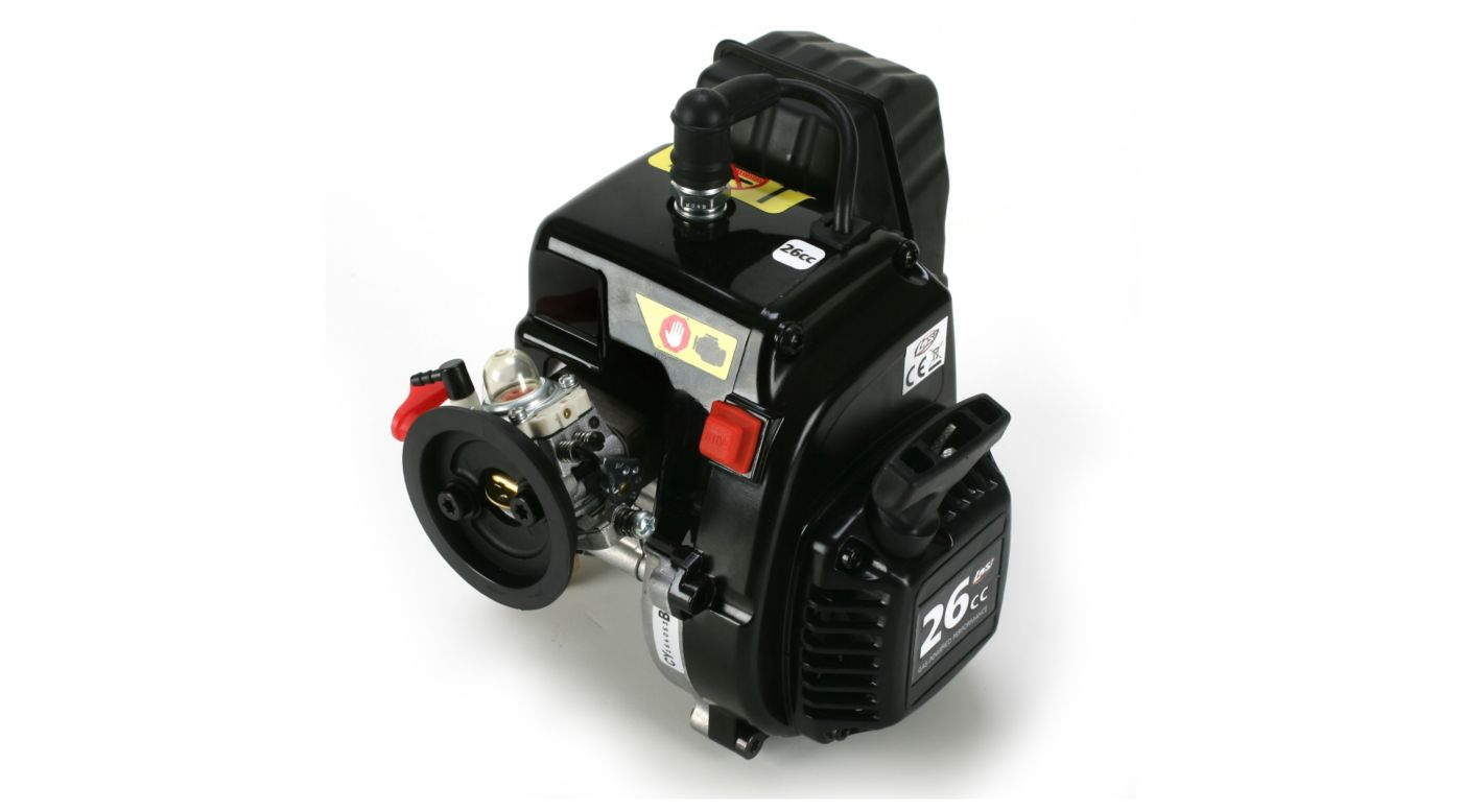Image for 26cc Hi-Performance Engine: 5IVE-T, DB XL from HorizonHobby