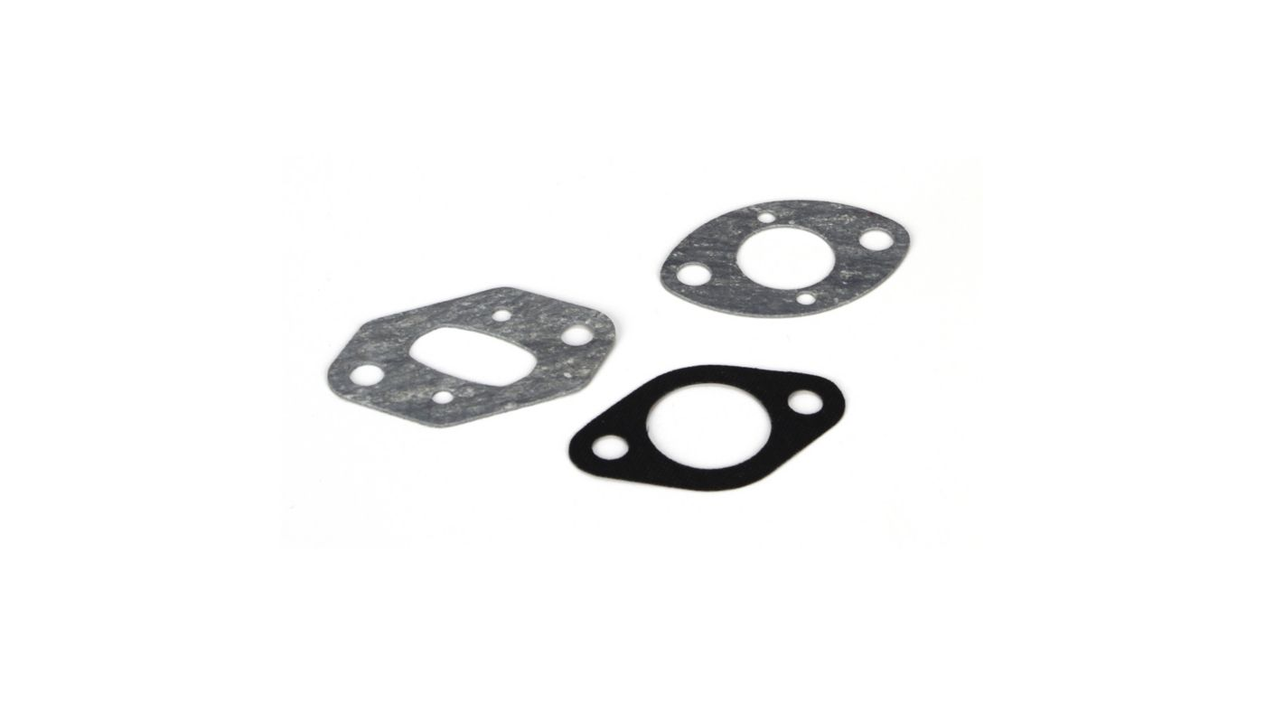 Image for Carb Mounting Gasket Set (2): Losi 26cc from HorizonHobby
