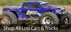 Shop all Losi Cars and trucks Truggy Nitro Gas Truck