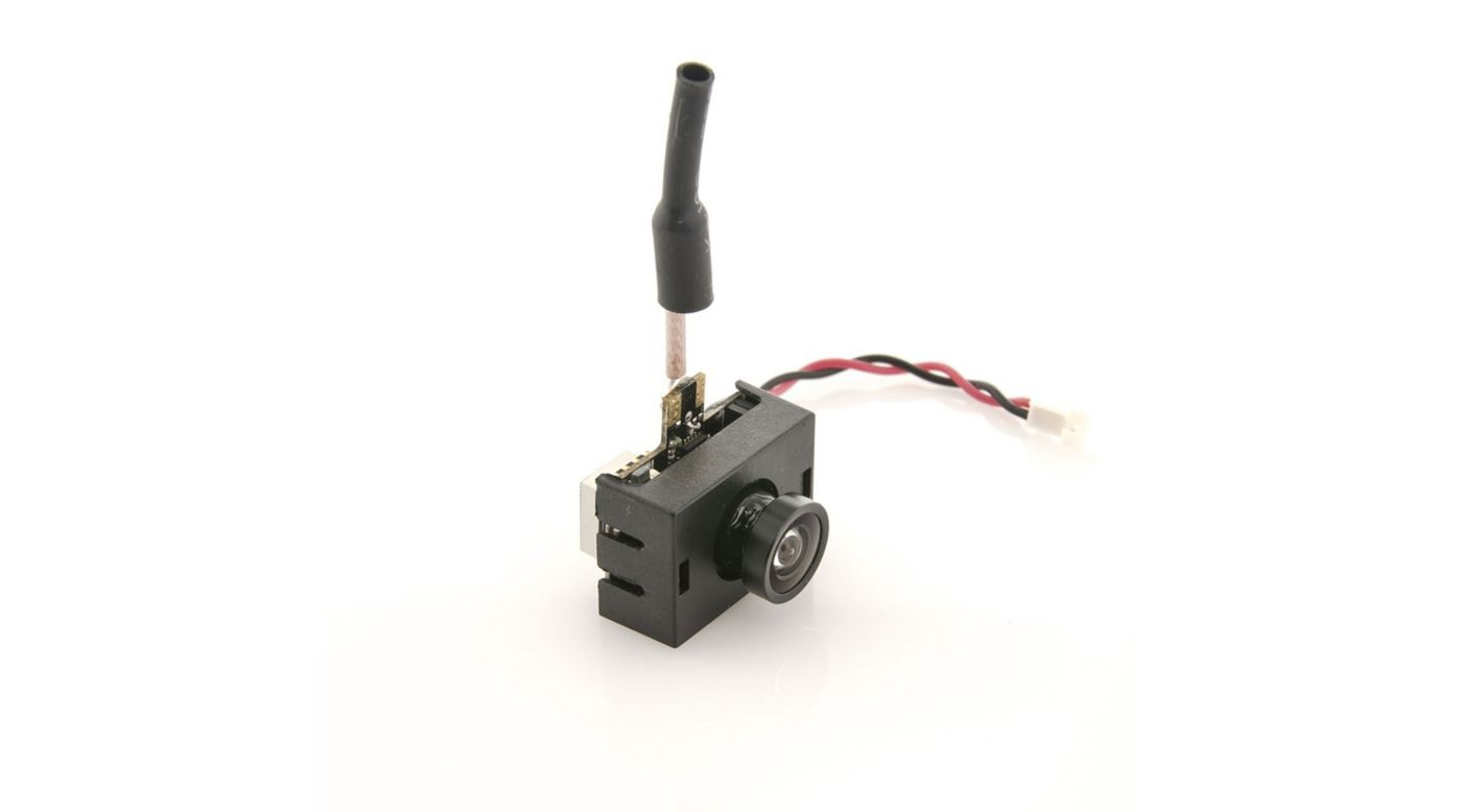 Image for AIO-Adjustable Mini FPV Camera with Dipole Antenna from HorizonHobby