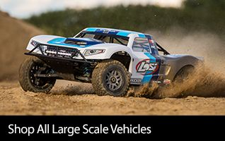 Shop All Large Scale RC Cars and Trucks
