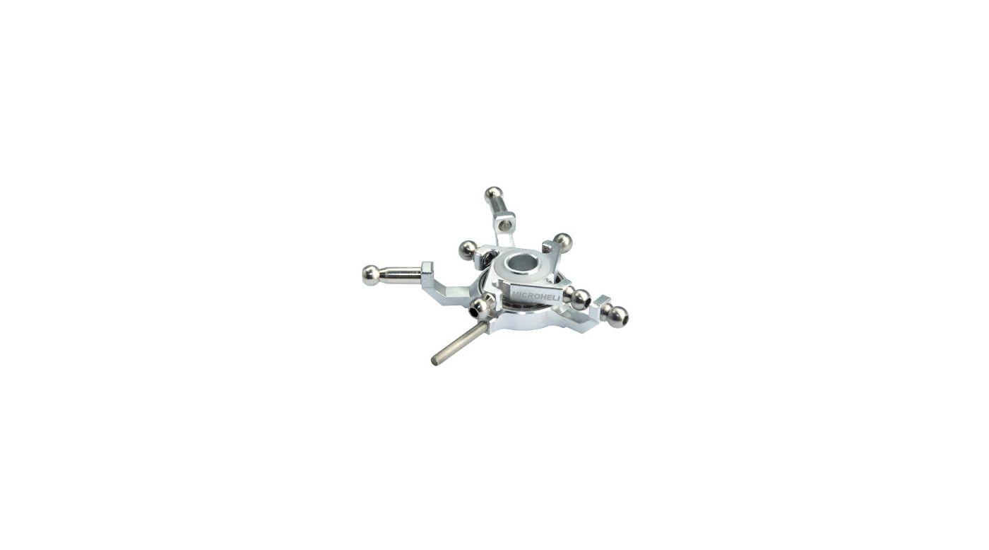 Image for CNC Titanium X Swashplate: Blade Red Bull 130 X from HorizonHobby