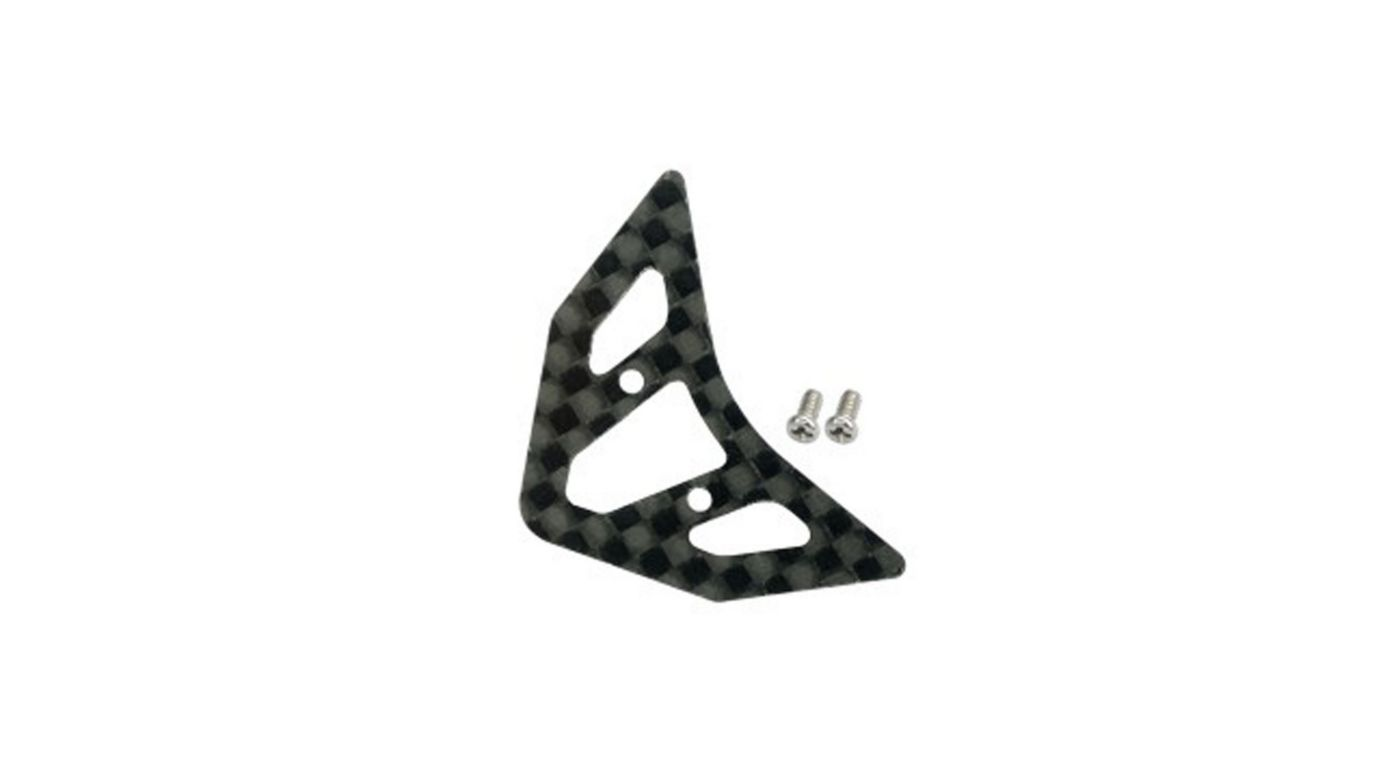 Image for Carbon Fiber Horizontal Fin, Black: 180 CFX from HorizonHobby