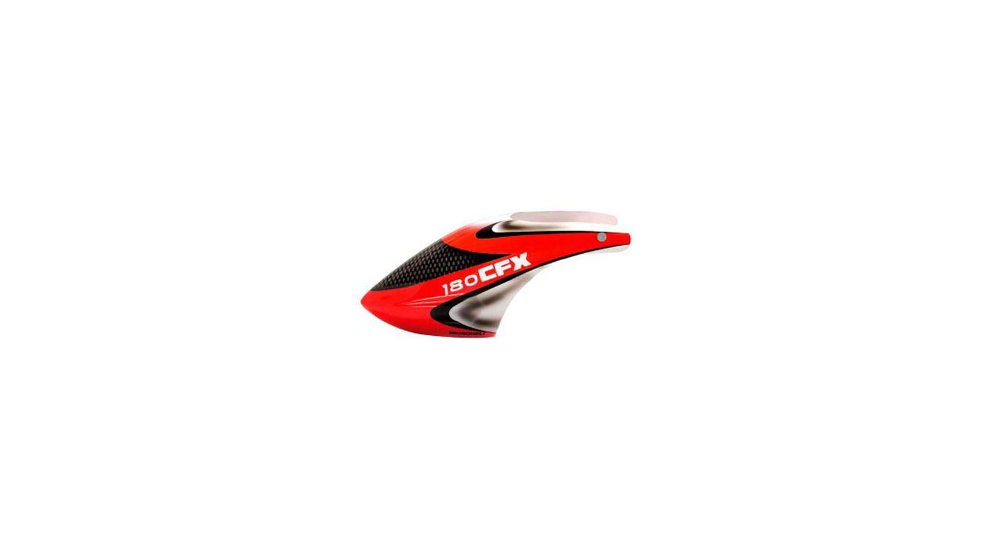 Image for Airbrush Fiberglass Rocket Canopy: 180 CFX from HorizonHobby