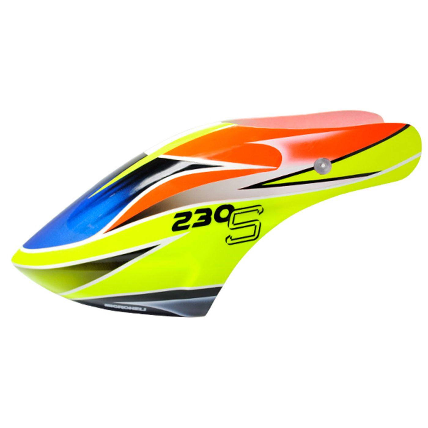 Image for Airbrush Fiberglass Speed Racing Canopy 230 S from HorizonHobby  sc 1 st  Horizon Hobby & Airbrush Fiberglass Speed Racing Canopy: 230 S | HorizonHobby