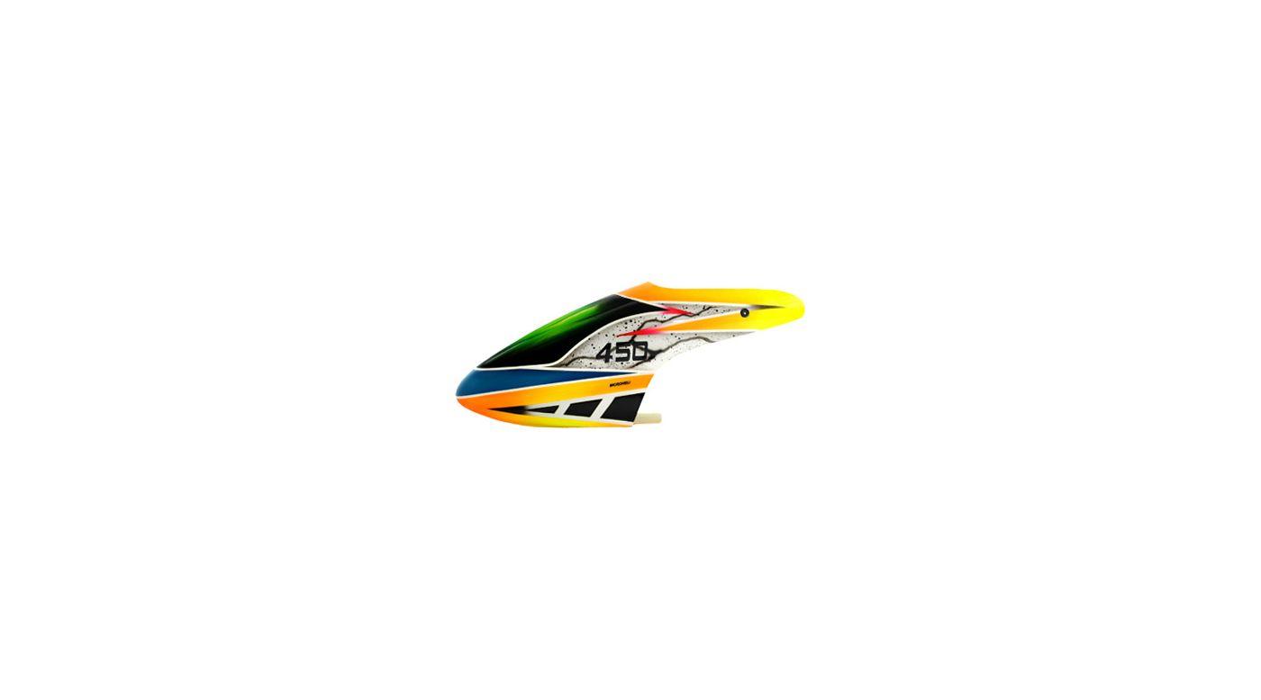 Image for Lightning Canopy, Airbrushed Fiberglass: Blade 450 3D/X from HorizonHobby