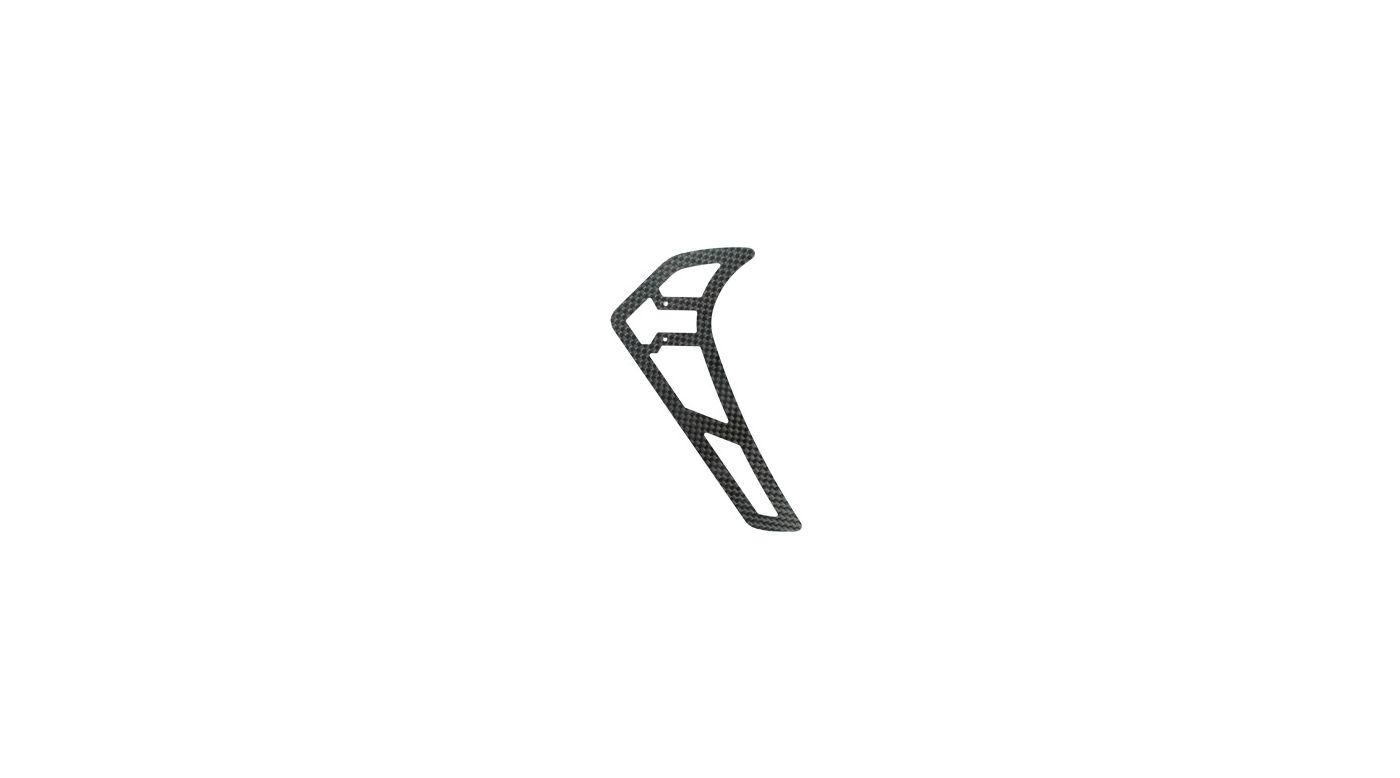Image for Carbon Fiber Vertical Fin: Blade 450 3D/X from HorizonHobby