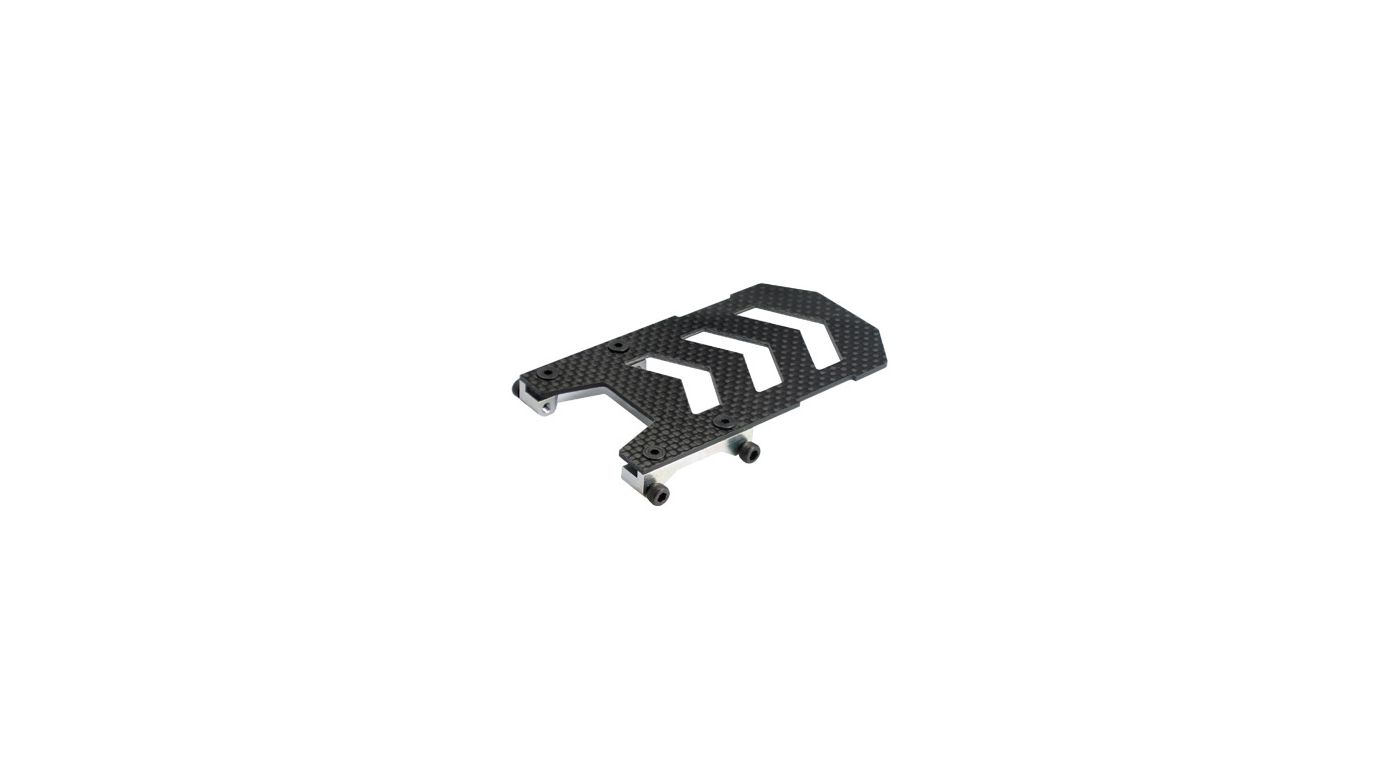 Image for Aluminum/Carbon Fiber ESC Mount: Blade 550 X from HorizonHobby
