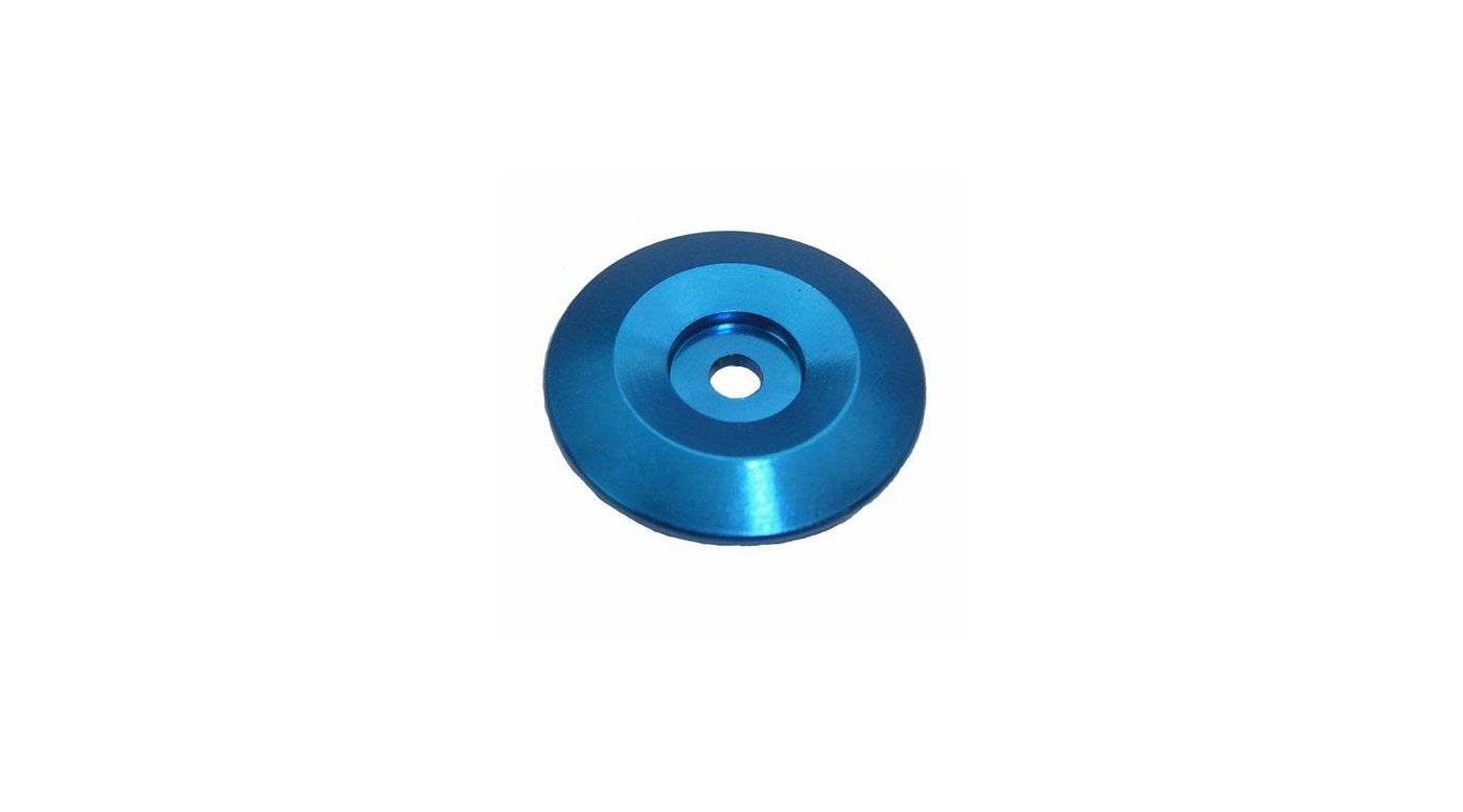 Image for CNC Head Button,Blue:Blade CP/PRO from HorizonHobby