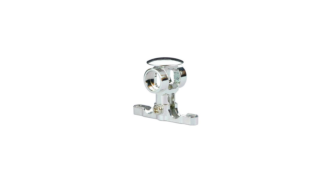 Image for Aluminum Main Rotor Hub with Button: mCP X from HorizonHobby