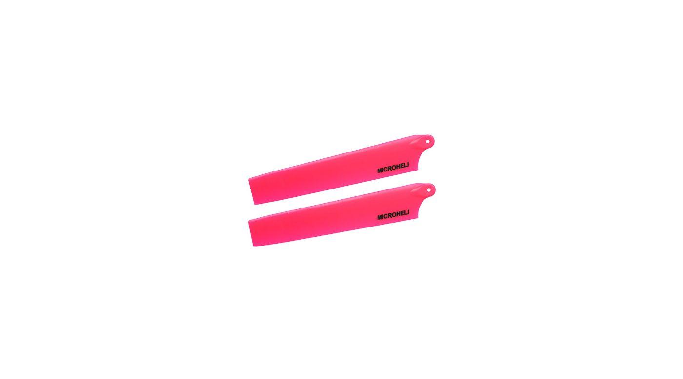 Image for Plastic Main Blade 117mm, Pink: mCP X BL from HorizonHobby