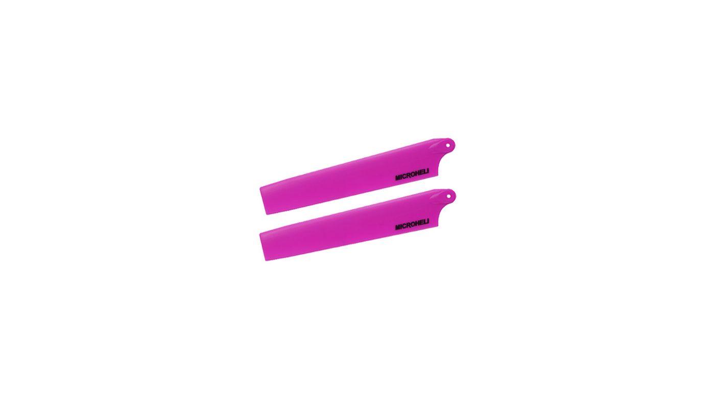Image for Plastic Main Blade 105mm, Purple: mCP X BL from HorizonHobby