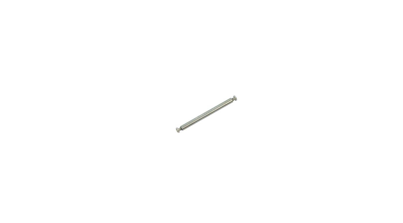 Image for Titanium Feathering Shaft Set: mCP X from HorizonHobby