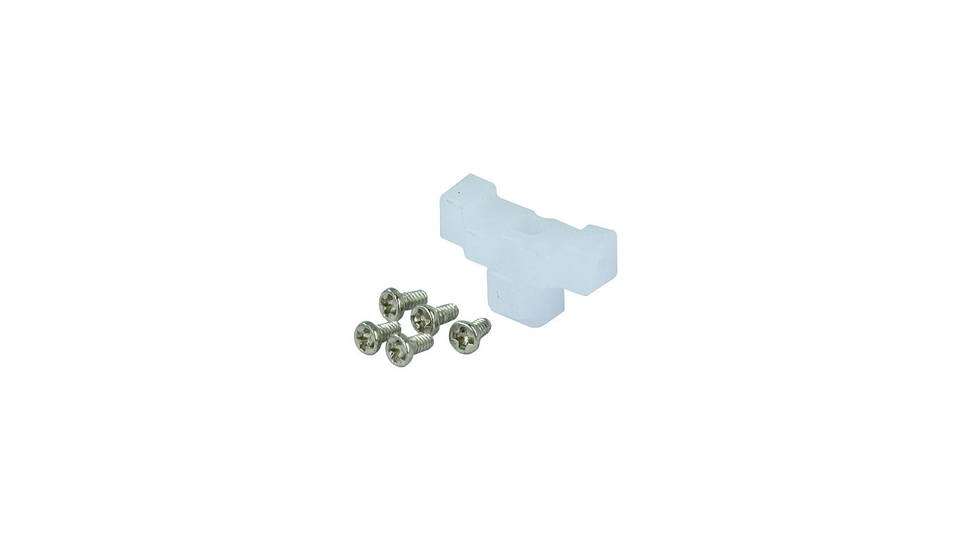 Image for Delrin Front Landing Peg: MHEMCPX005/B from HorizonHobby