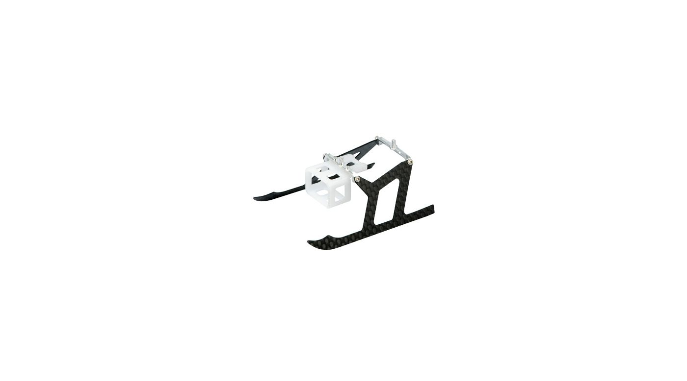 Image for Aluminum/Carbon Fiber Landing Gear N Style: mCP X BL from HorizonHobby