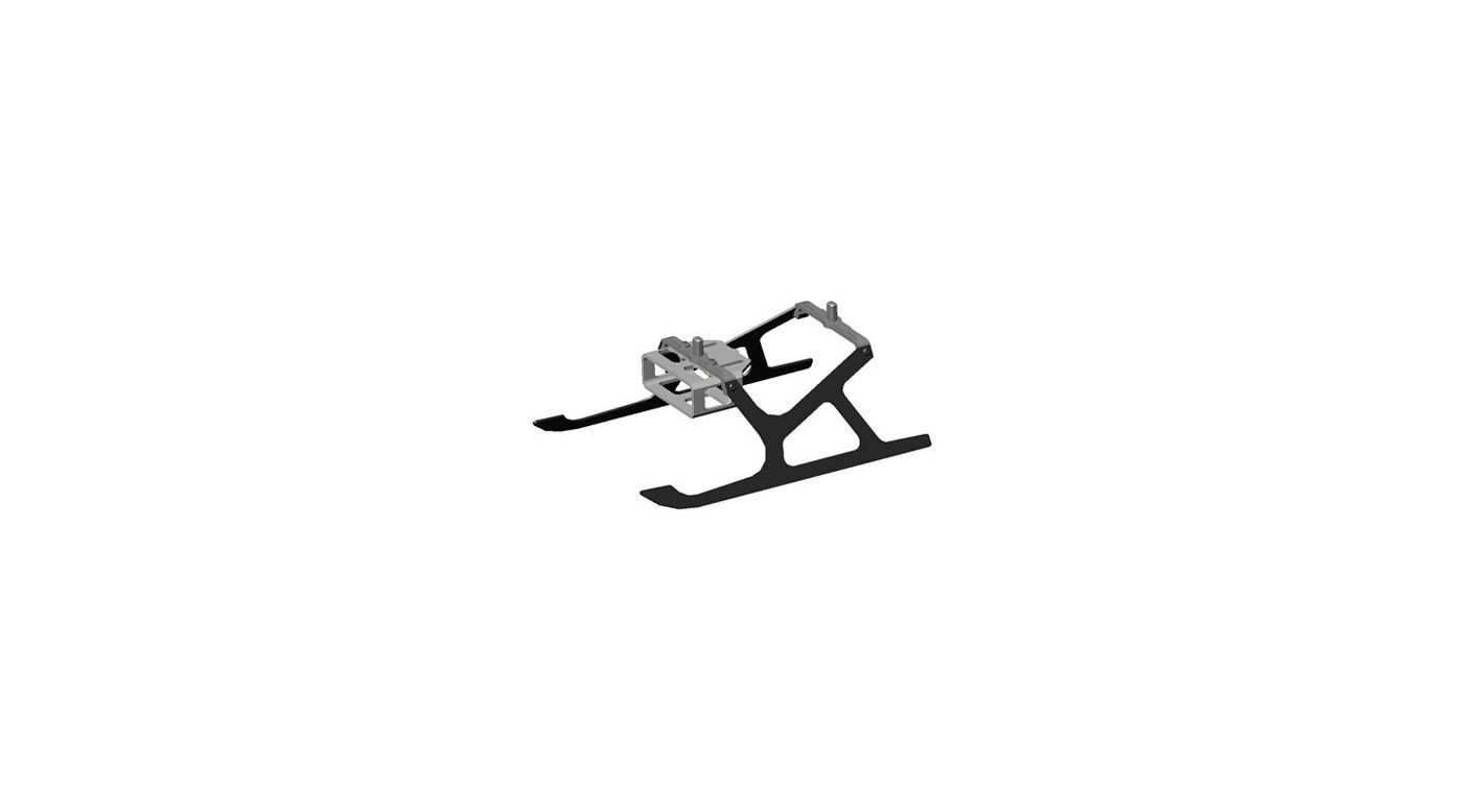 Image for Aluminum/Carbon Fiber Landing Gear: mCP X from HorizonHobby