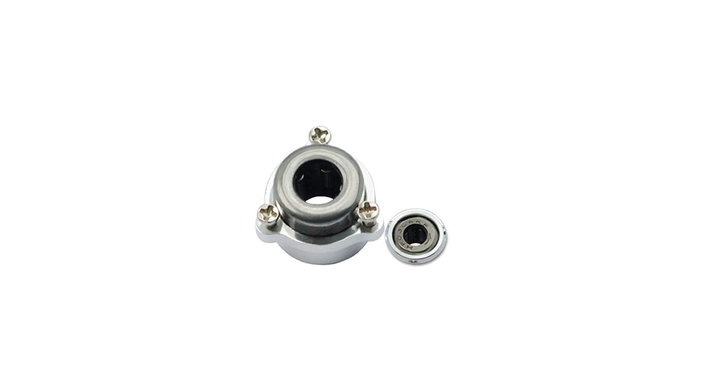 Image for Aluminum Auto-Rotation Hub: MHEMCPX067/X from HorizonHobby