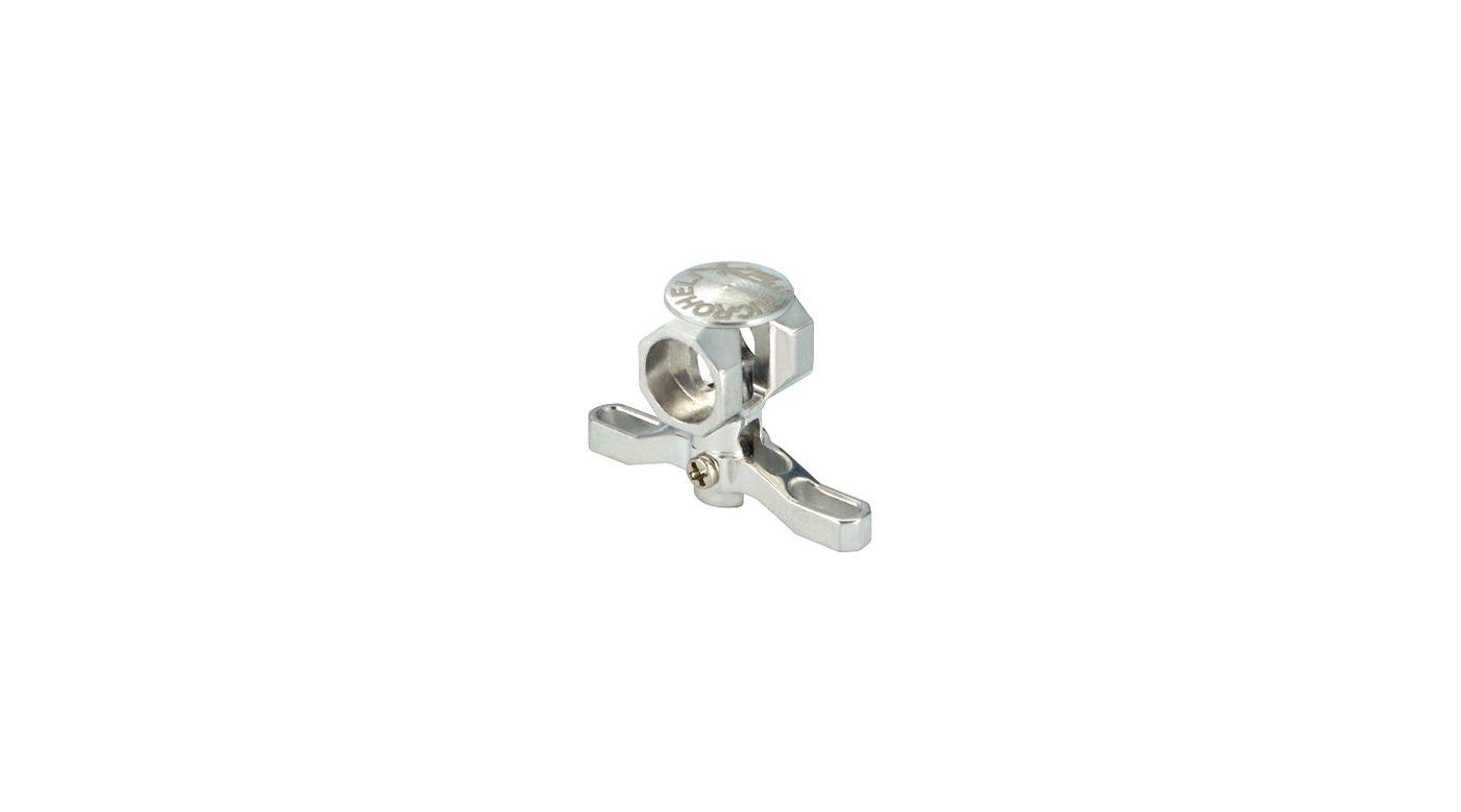 Image for Precision CNC Aluminum Main Rotor Hub w/Button: mCP X BL from HorizonHobby